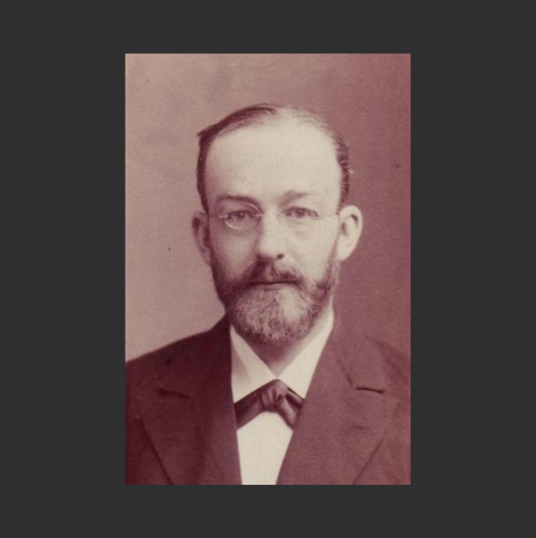 Эберхард Нестле (нем. Eberhard Nestle, 1851—1913)