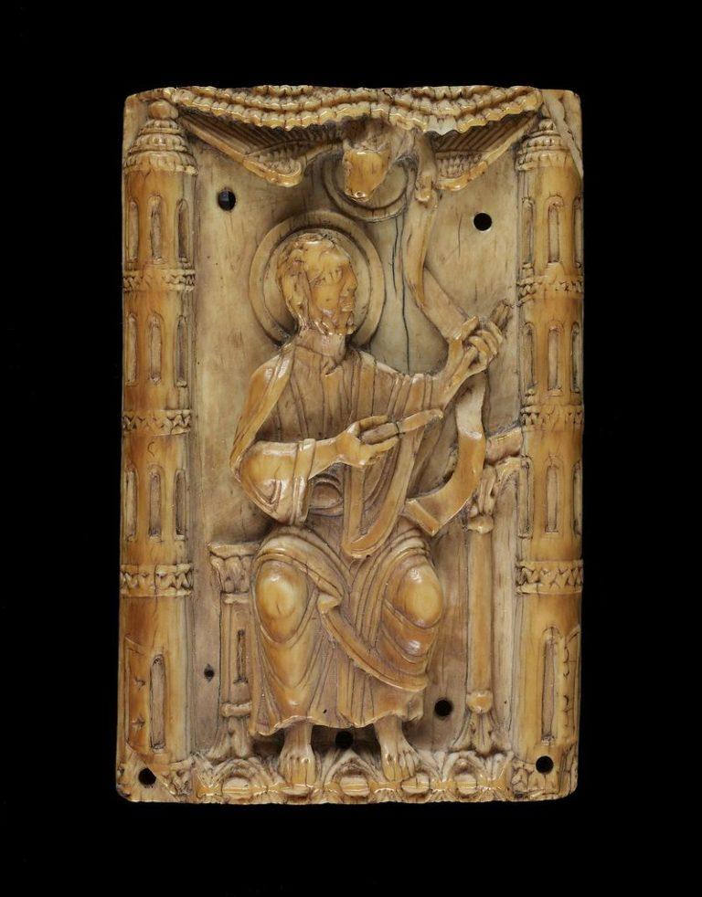 Евангелист Лука. II пол. XI в.