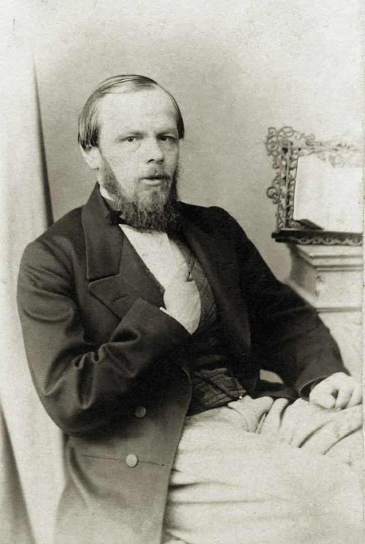 Федор Михайлович Достоевский (1821–1881). 1860-е