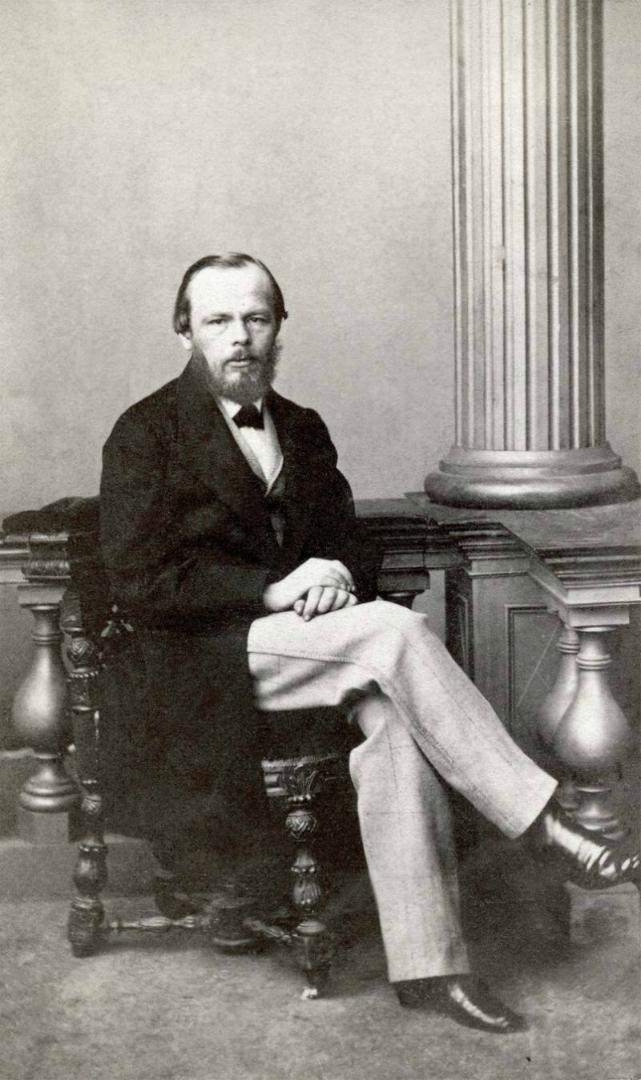 Фёдор Михайлович Достоевский (1821–1881). 1861