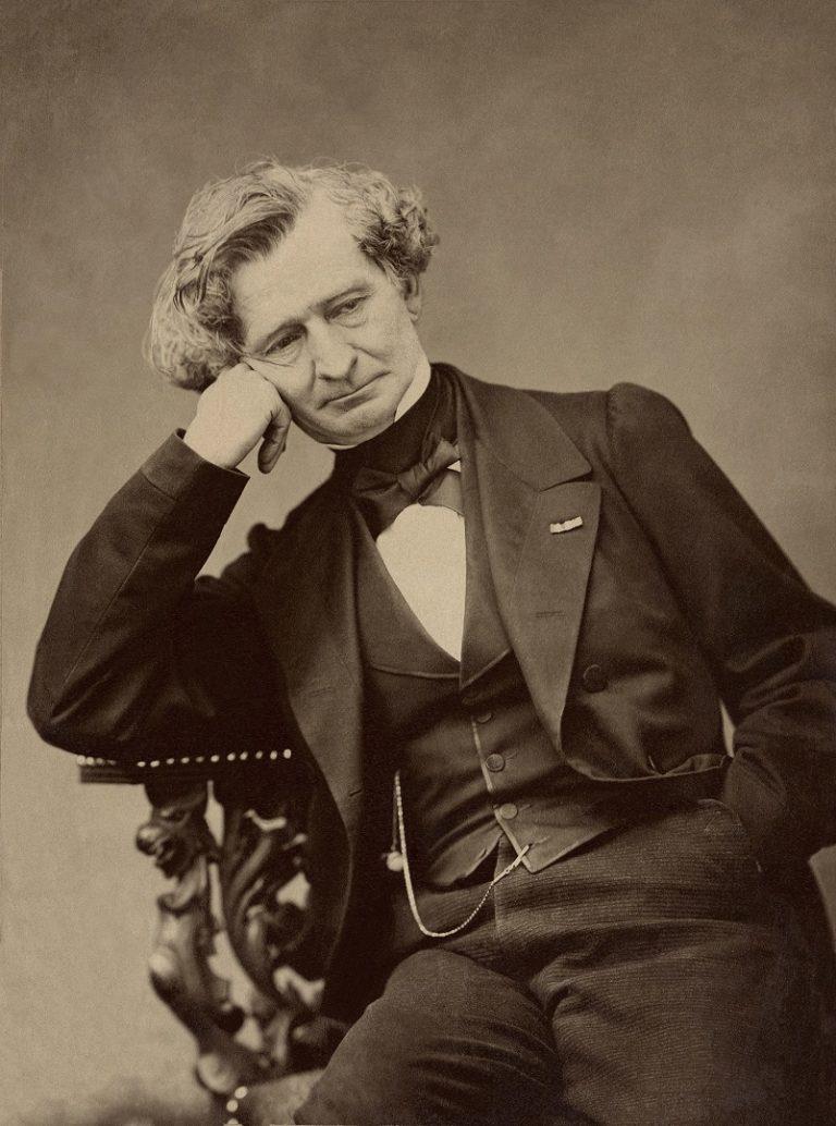Гектор Берлиоз (фр. Louis-Hector Berlioz, 1803–1869). 1863