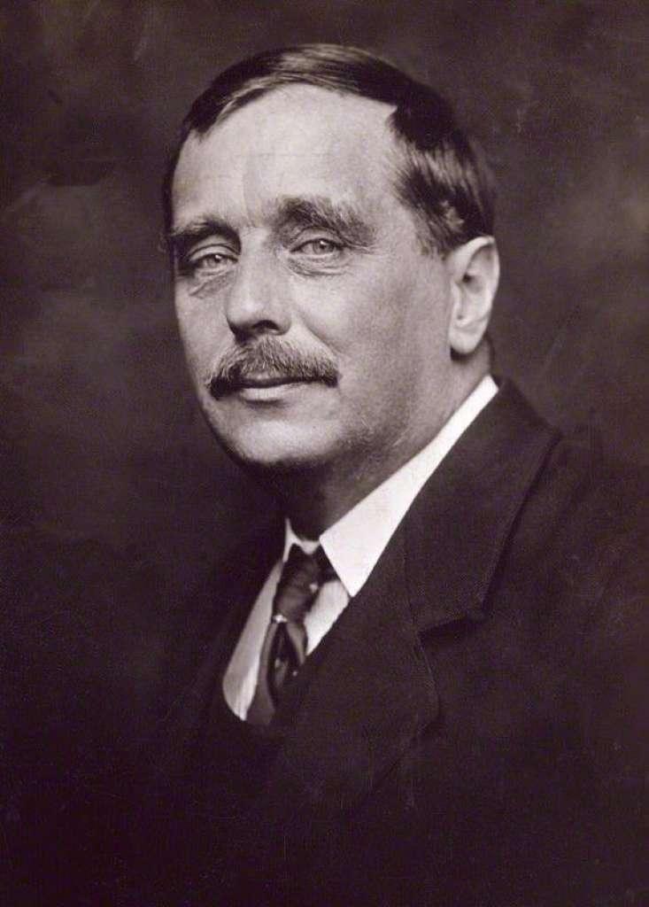 Герберт Джордж Уэллс (англ. Herbert George Wells, 1866–1946)