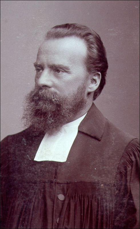 Герман фон Зоден (нем. Hermann von Soden, 1852—1914)