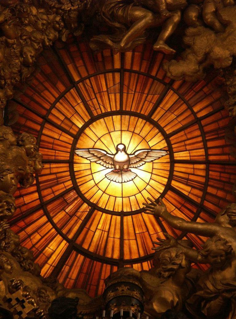 Голубь Святого Духа. Ок. 1660