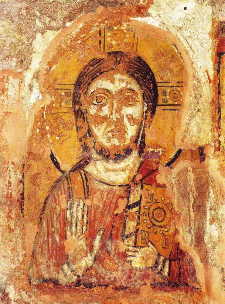 Христос Пантократор. VIII–IX вв.