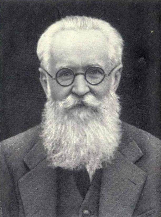 Игнатий Юлианович Крачковский (1883–1951)
