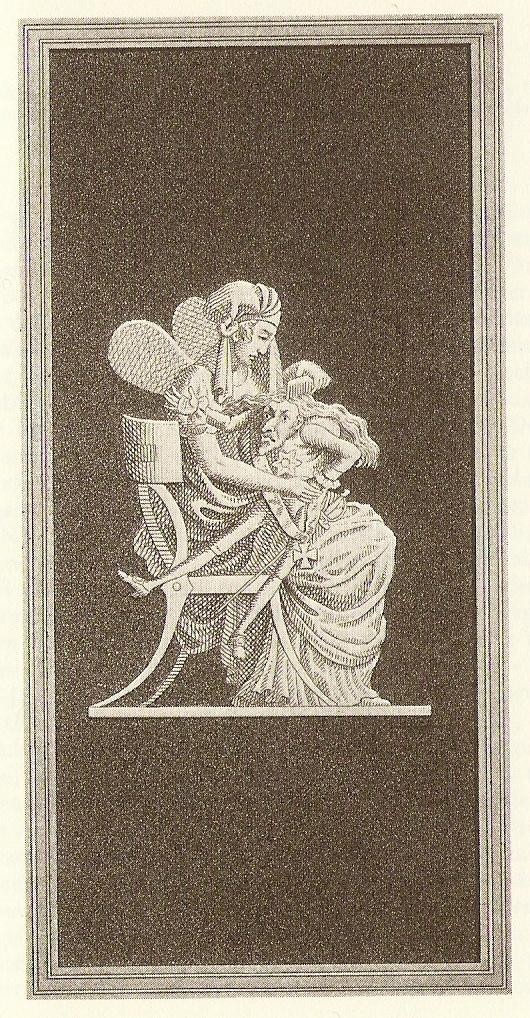 Иллюстрация к первому изданию «Крошки Цахеса». 1819–1820