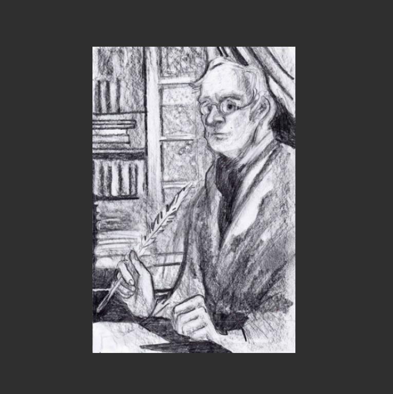 Иллюстрация к повести Ф. М. Достоевского «Записки из подполья»