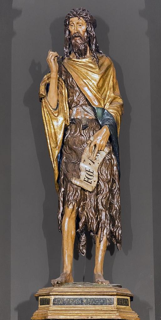Иоанн Креститель. 1438