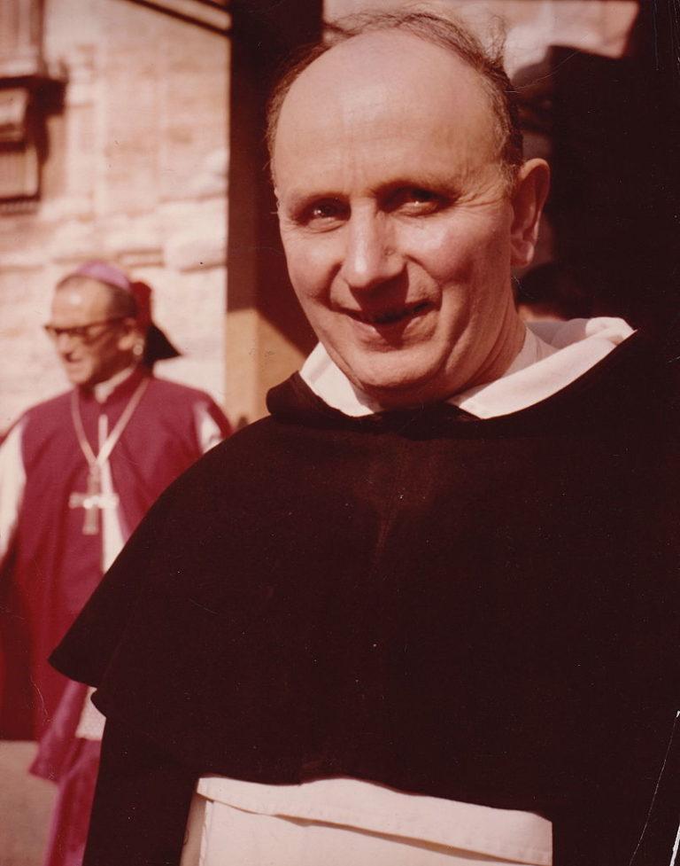 Ив-Мари-Жозеф Конгар (фр. Yves-Marie-Joseph Congar, 1904–1995)