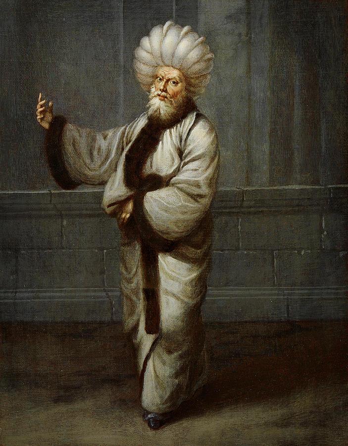 Кадиаскер (верховный судья по военным и религиозным вопросам в Османской империи). 1727–1730