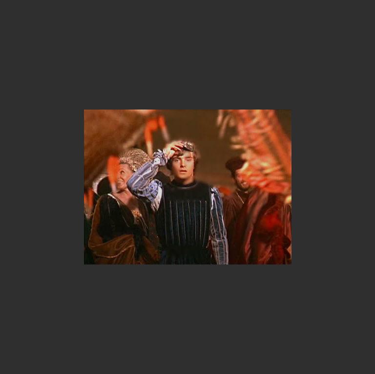 Кадр из фильма «Ромео и Джульетта». 1968