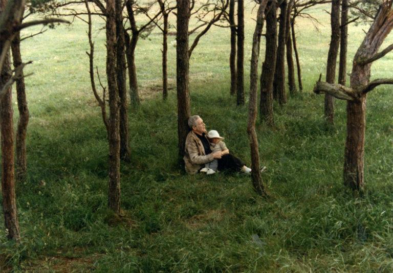 Кадр из фильма «Жертвоприношение». 1986