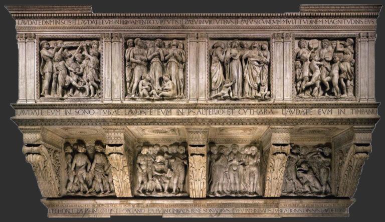Кантория для собора Санта Мария дель Фьоре. 1431–1438