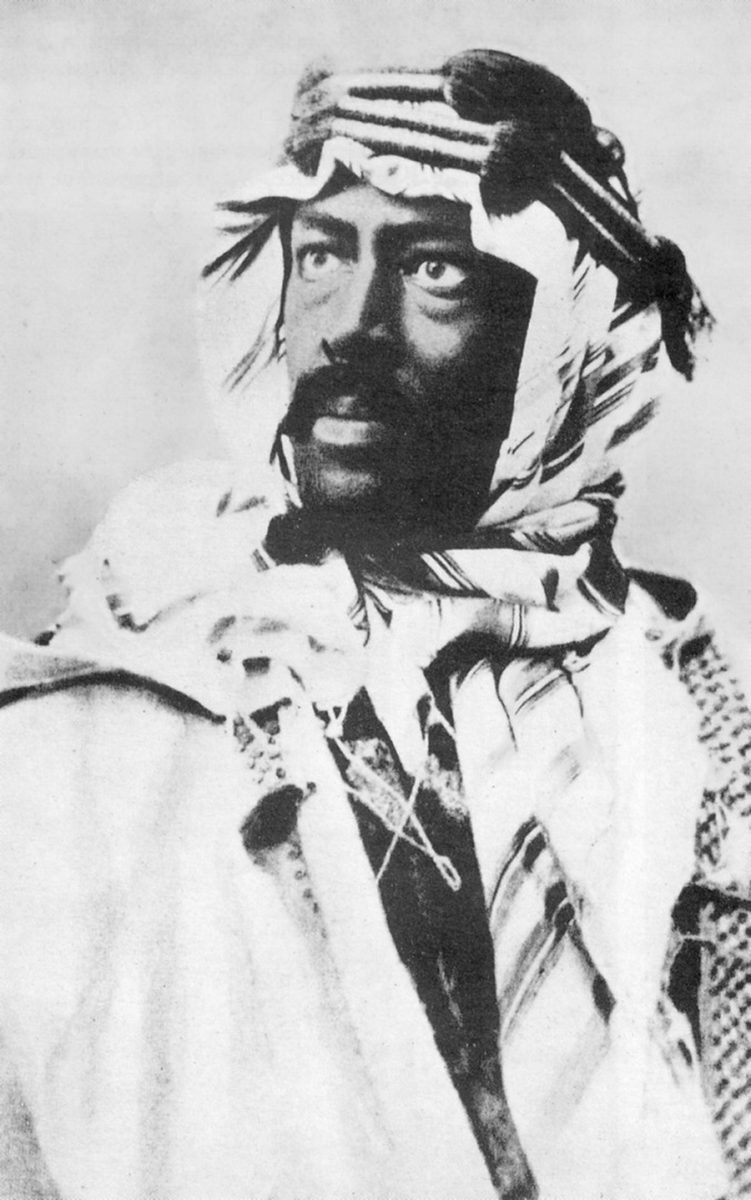 Константин Станиславский в роли Отелло. Спектакль «Отелло». 1896
