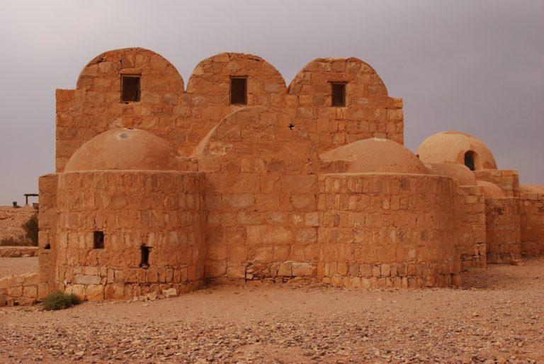 Крепость Кусейр-Амра, Иордания