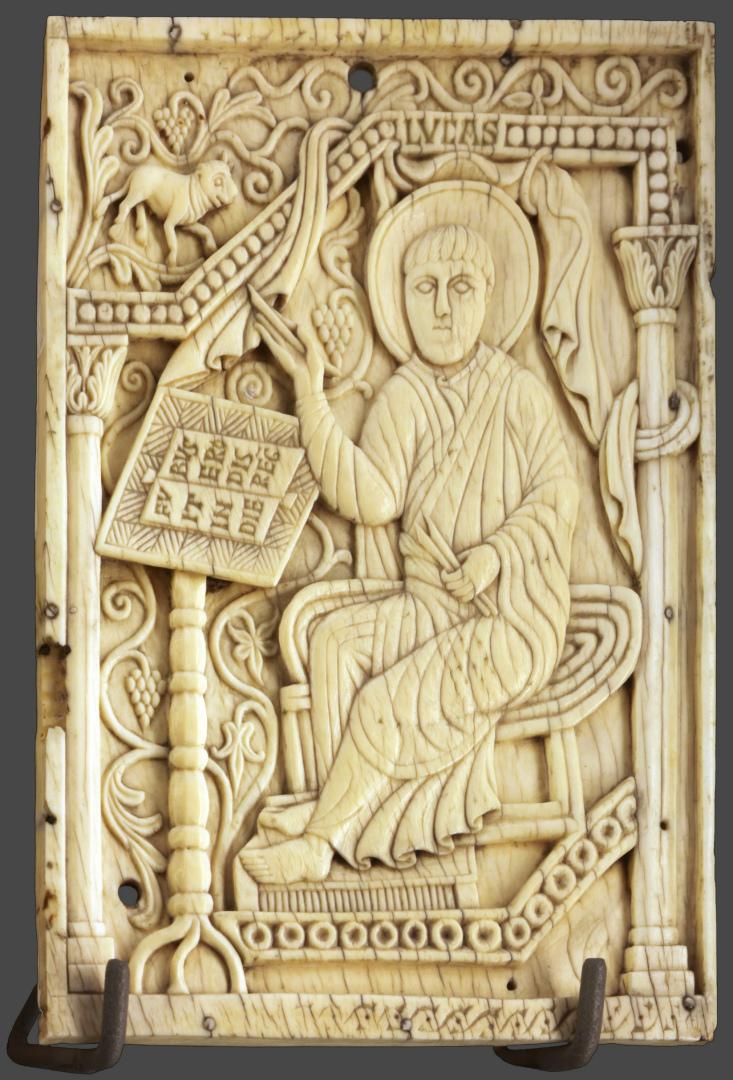 Лука Евангелист. Италия, X в.