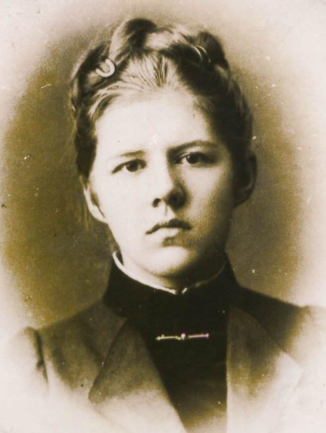 Любовь Федоровна Достоевская, дочь писателя (1869–1926)