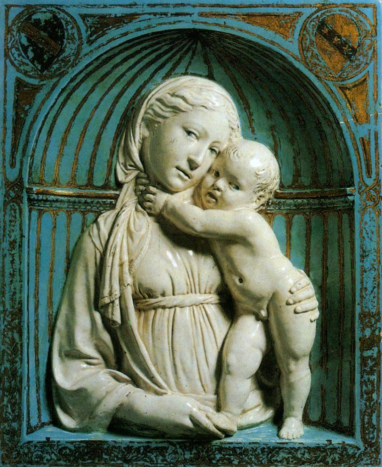 Мадонна с Младенцем. 1445–1450