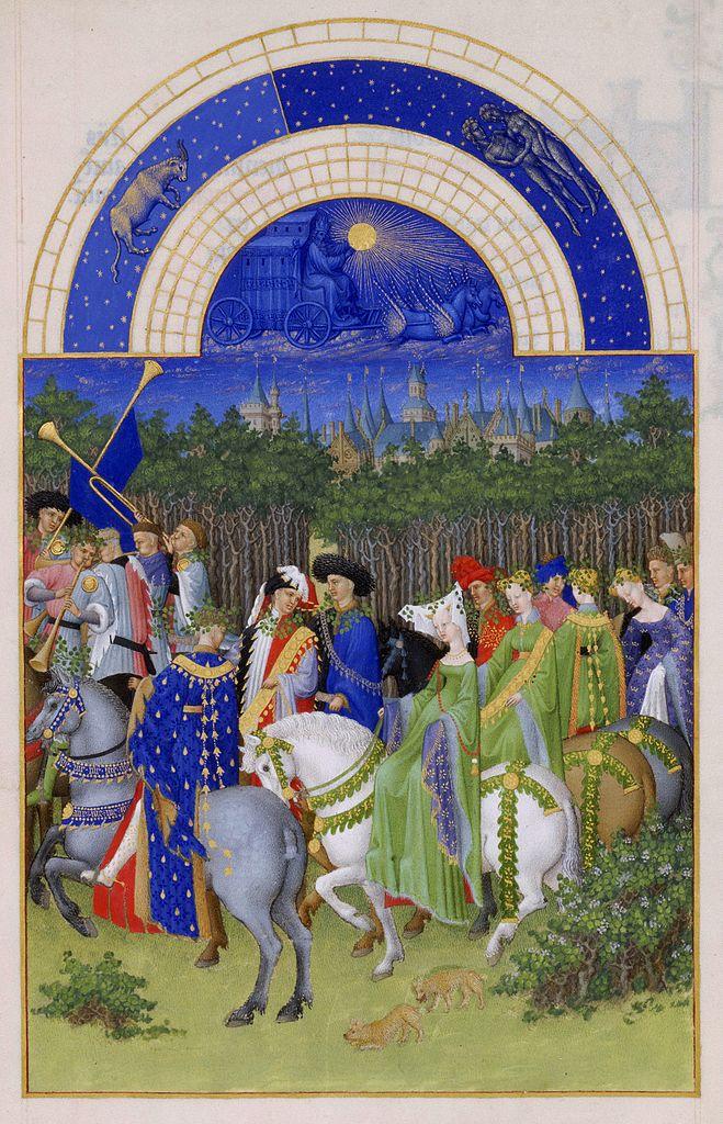 Май. 1411–1416