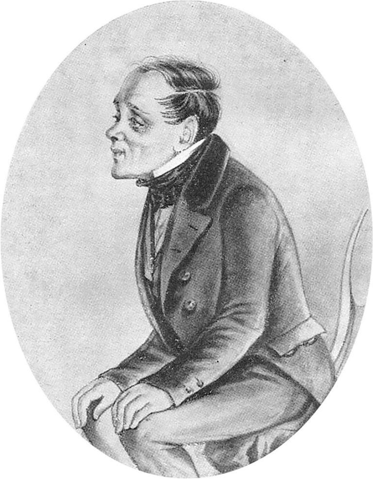 Макар Девушкин. 1840-е