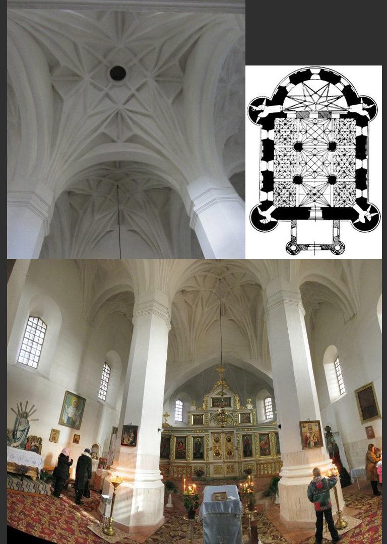 Маломожейковская церковь Рождества Богородицы. Предп. 1524