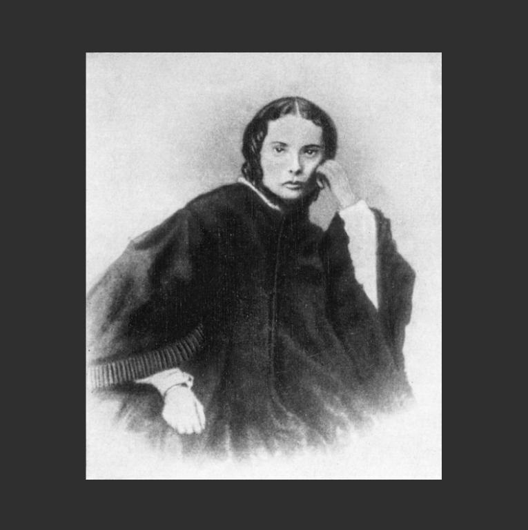 Мария Дмитриевна Достоевская (в первом браке – Исаева, 1824–1864)