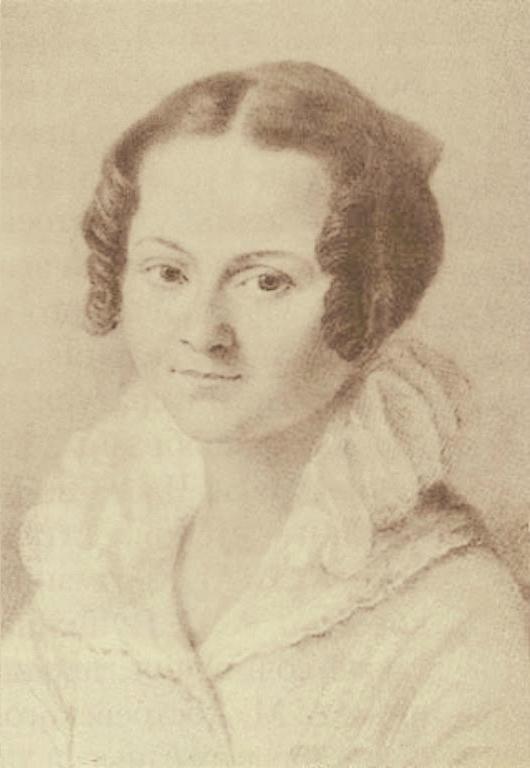 Мария Федоровна Достоевская, мать писателя (1800–1837). 1866