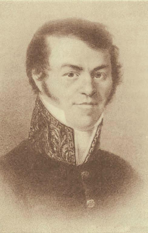 Михаил Андреевич Достоевский, отец писателя (1789–1839). 1866