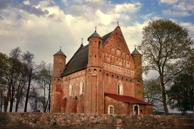 Михайловская церковь. Кон. XV в. – нач. XVI в.