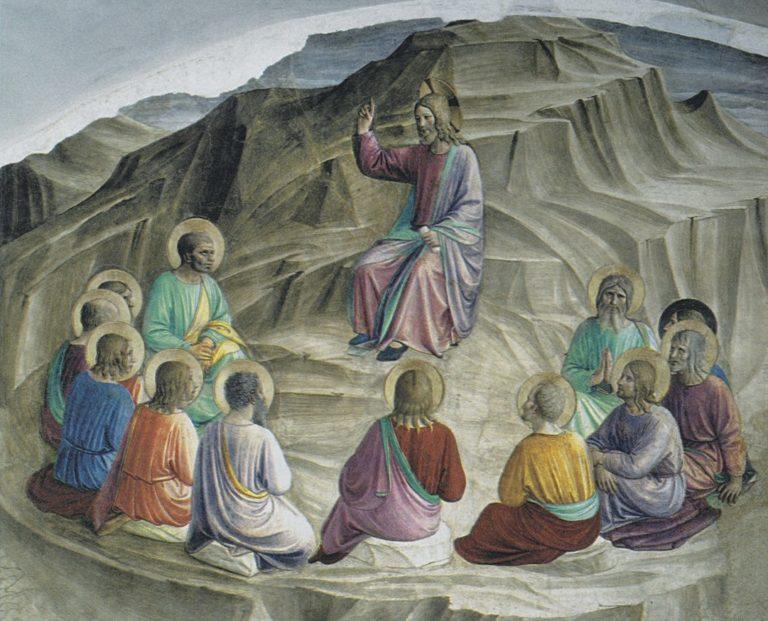 Нагорная проповедь. 1438–1440