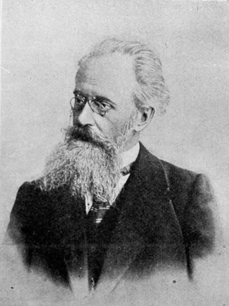 Николай Константинович Михайловский (1842–1904). 1904
