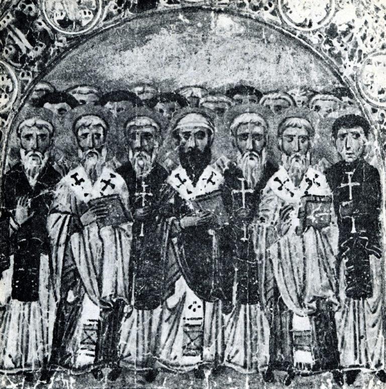 Отцы Церкви. 1073