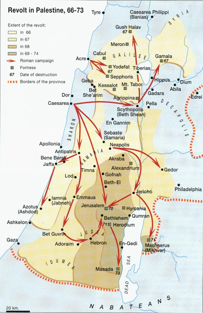 Первая Иудейская война