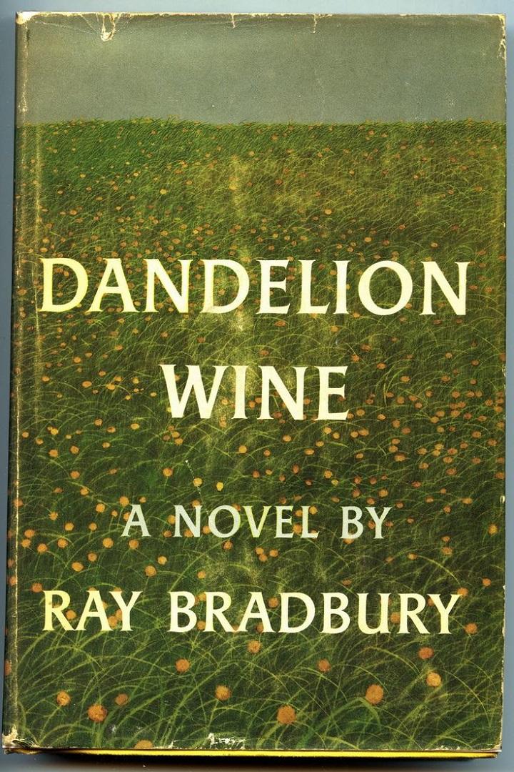 Р. Брэдбери. Вино из одуванчиков. 1957