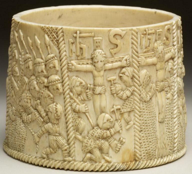 Распятие Христа. Западная Африка, XVI в.