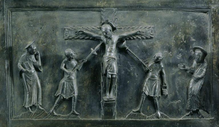 Распятие Христово. XI в.