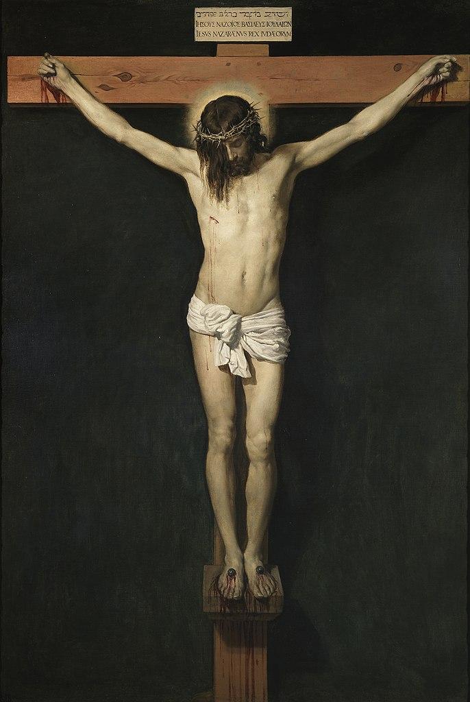Распятый Христос. 1632