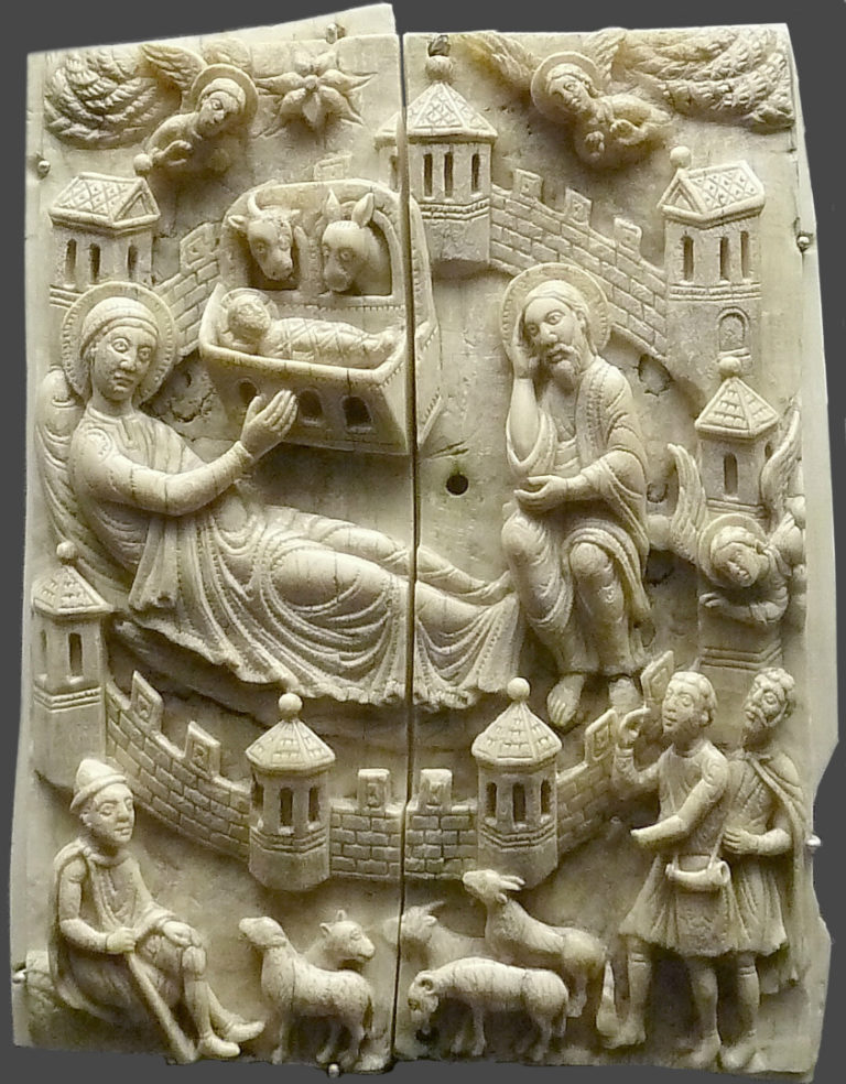 Рождество Христово. Кёльн, XII в.
