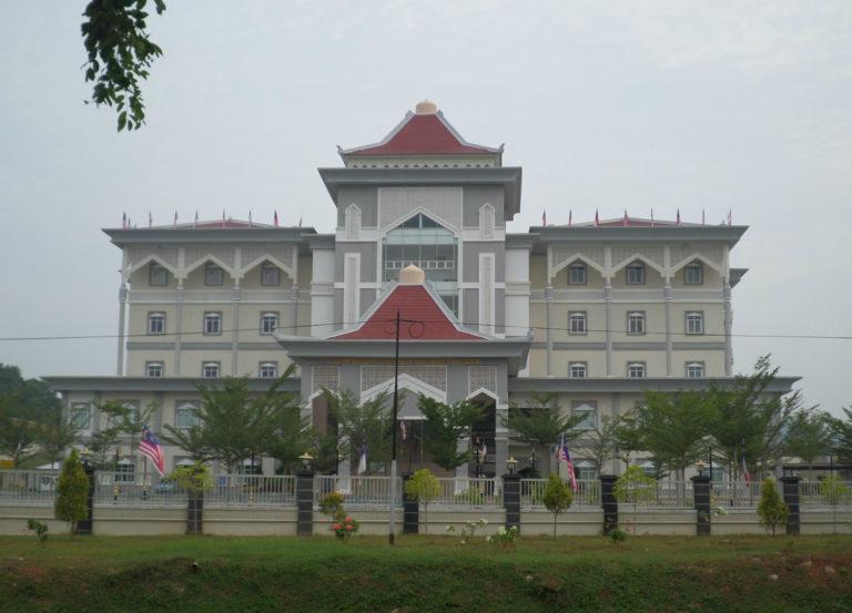 Шариатский суд в Малакке, Малайзия