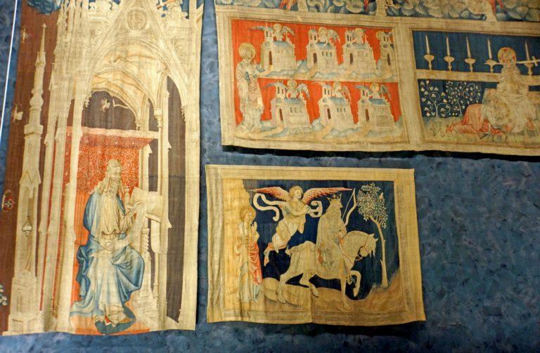 Шпалеры из серии «Анжерский апокалипсис». 1373–1381