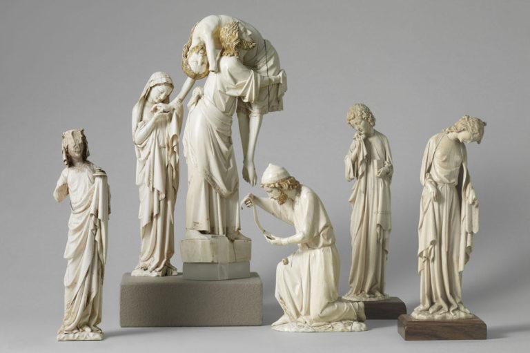 Снятие с Креста. Ок. 1270–1280