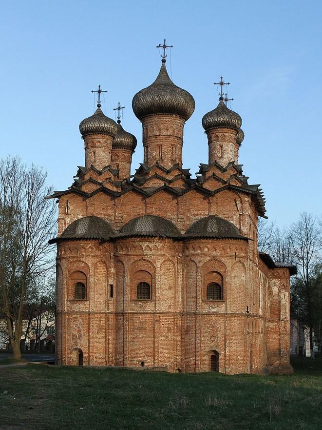 Собор Свято-Духова монастыря. Вид с востока. Ок. 1557