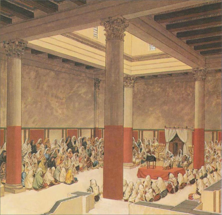 Собрание в синагоге