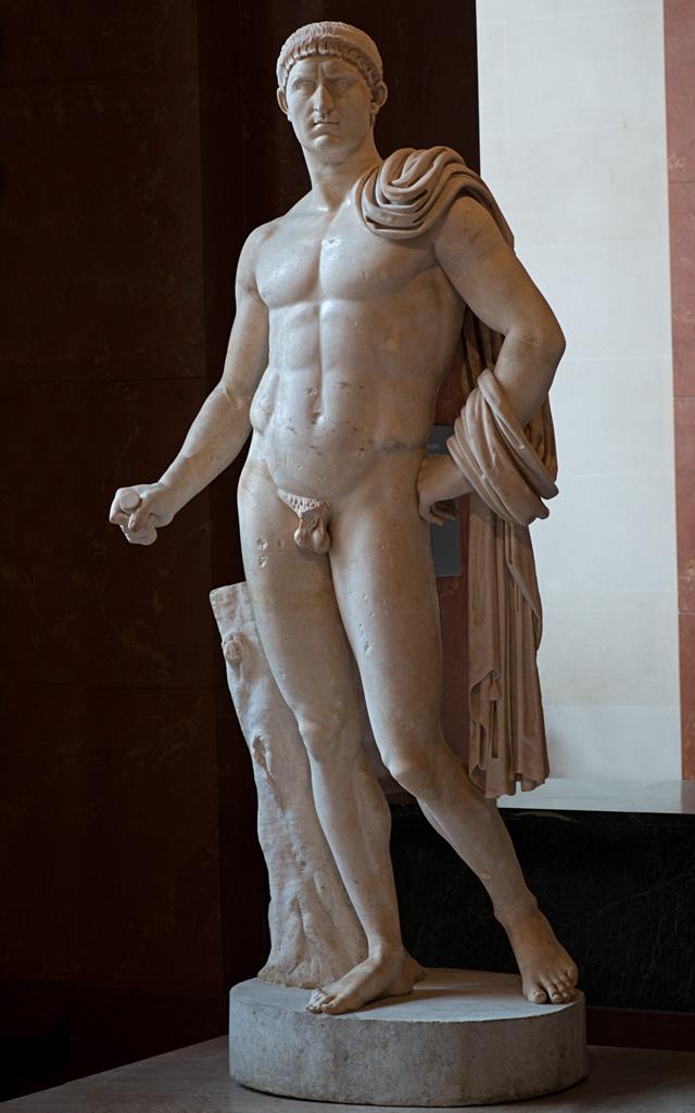 Статуя императора Отона. 69 г. н. э.