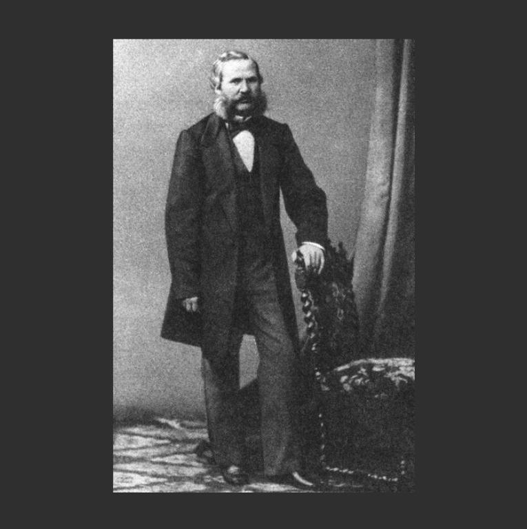 Степан Дмитриевич Яновский (1815–1897). Фото 1850-х