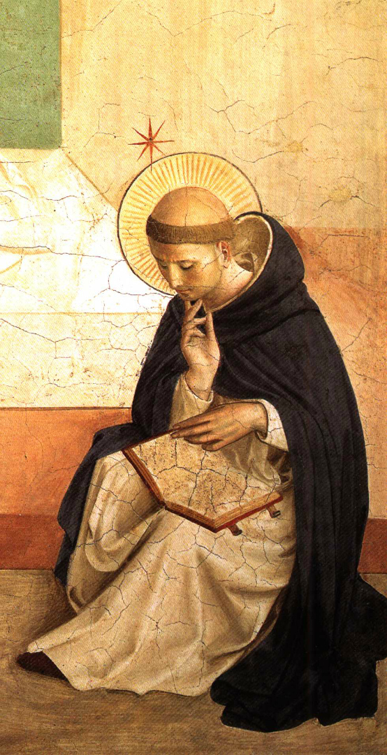 Св. Доминик. 1438–1450