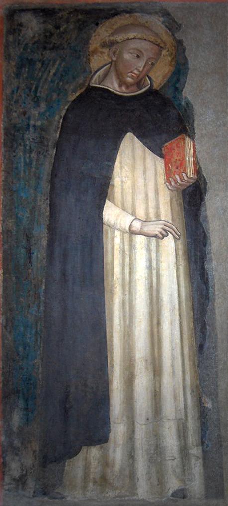 Св. Доминик. XIV в.