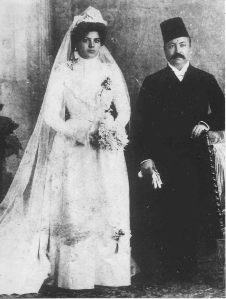 Свадьба в Египте. Кон. XIX в.
