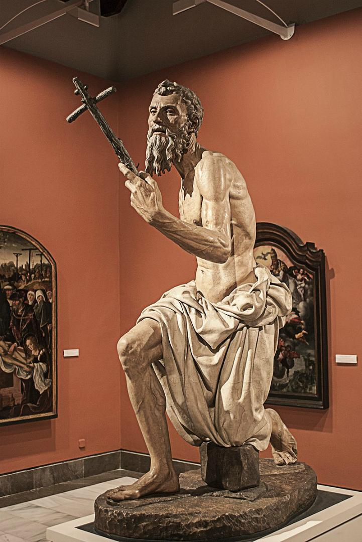 Святой Иероним. 1522
